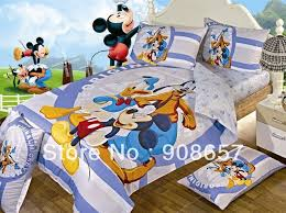 mickey mouse friend boys childrens bedding twin full queen king size comforter cotton quilt duvet covers