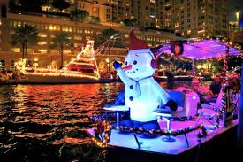 Christmas Lights In Sunrise Florida Holiday Boat Parade 2019 Schedule In South Florida South