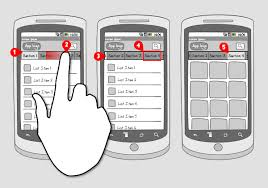 Android Design Patterns Enchanting Slideable Top Navigation Android Interaction Design Patterns