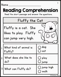 Printable Kindergarten Worksheets Wehavekids Language Arts Pdf ...