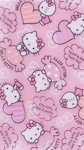 3d iPhone Wallpaper — Hello Kitty ...