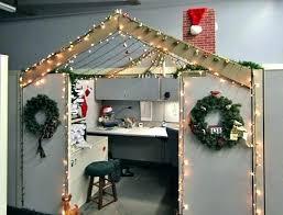 decorating office for christmas. Office Holiday Decorating Ideas Easy  Decorations Christmas Themes For I
