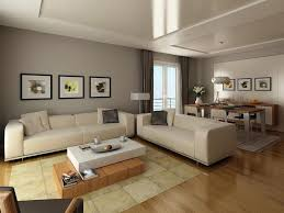 In An Open Concept Living E Neutral Colors Can Be The Best To Work Magnificent Neutral Color Schemes For Living Rooms