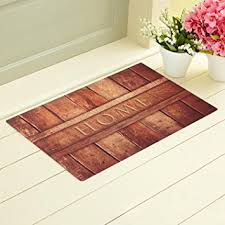 inside front door apartment. Rubber Indoor Doormat Rustic Entrance Welcome Mat Heavy Duty Low Profile Front Door Home Decor Inside Apartment