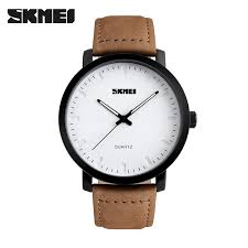 simple mens watches page 1 watch bands gold fashion 2016 skmei brand casual men s watches leather waterproof simple joker fashion quartz watch men sport military army wristwatch fashion
