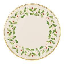 lenox holiday china. Beautiful China Lenox Holiday Dinner Plate Intended China A
