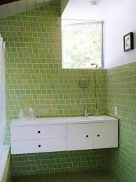 Bold Bathroom Tile Designs HGTVs Decorating  Design Blog HGTV - Glazed bathroom tile