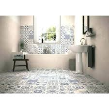 blue and white floor tiles delft wall tile patterned