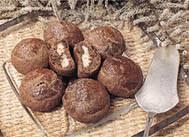 Kakaolu İçi Muhallebili Kurabiye Tarifi