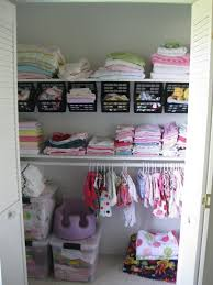 Open Closets Small Spaces Furniture Awesome Small Nursery Closet Organization Ideas