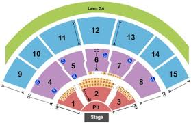 Matthews Theatre Seating Chart 64 Particular Xfinity Center Seat Map