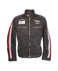 navy aston martin racing jacket