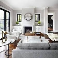 gray living rooms that don't feel cold
