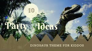 10 Effortless <b>Dinosaur</b> Pool Party Ideas | Techie Mamma