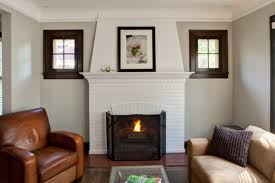 painting brick whiteHow To Paint Brick Fireplace Makeovers  JESSICA Color