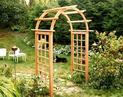 Small Picture 88 best Wedding Arbors Arches and Altars images on Pinterest