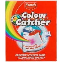 Colour Catcher Sheets Stay At Home Mum