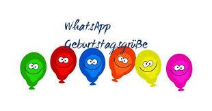 Whatsapp Geburtstagsgrüße Die 50 Lustigsten Sprüche Freewarede