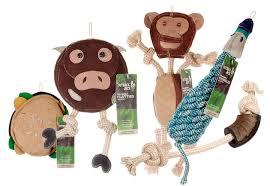 natural dog toys