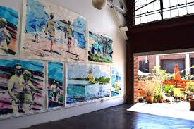 40 Los Angeles Artist Communities To Check Out ART AND CAKE Enchanting 1 Bedroom Apartments In Davis Ca Creative Painting