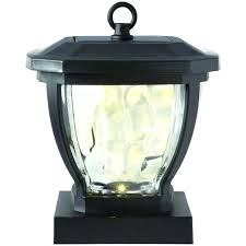solar powered fence post light solar powered led post cap light inch by lights fore posts solar powered fence post light
