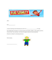 Flat Stanley Journal Template Printable Strand To Mrna Margines Info