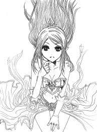 League Of Legends Janna By Zelphie00