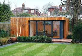 outdoor office shed. Office In The Garden Lifestyle Think Outside Box Room And Take Your Home To . Outdoor Shed D