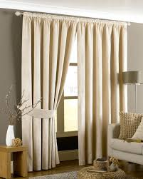 elegant kitchen curtain to add the different nuance. Elegant Large Brown Nuance Of The Bay Window Drapes Curtains That Can Be Applied Inside Kitchen Curtain To Add Different