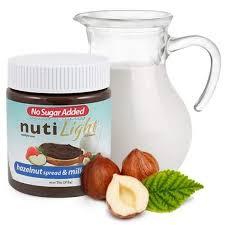 Light Chocolate Spread Details About Nutilight Sugar Free Hazelnut Spread Milk Chocolate