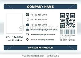 Business Id Template