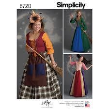 Simplicity Patterns Costumes Fascinating Simplicity Patterns Halloween Costumes Hallowen Costum Udaf