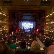 David Geffen Hall Lincoln Center Seating Chart
