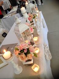 Country Table Decorations Country Wedding Decoration Vintage Wedding Table Decorations Pink