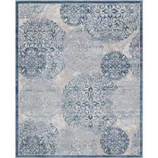 aberdeen sworth blue 8 ft x 10 ft area rug