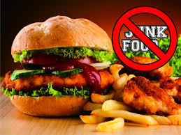 Completely Remove Junk Food From Your Diet Miracle Burn 360