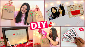 diy last minute valentine s day gift ideas for him her inspired you