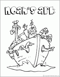 Bible Coloring Book Pages - Kids Coloring