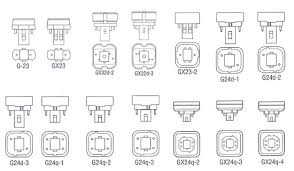 types of lighting fixtures. Philips Compact Fluorescent PL-T Base Diagram Types Of Lighting Fixtures