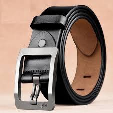men s casual fashion leather belt sku 192541