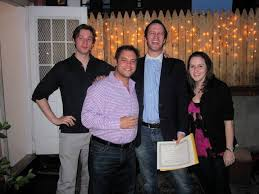 with Keith Dumanski, Andy Hochstadt, Dan... - New Leaders Council - NYC |  Facebook
