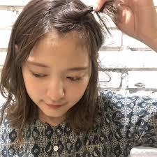 美容師読モ佐藤渚さん直伝アルバイト中でも崩れにくくかわいい簡単