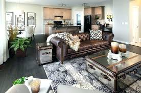 brown furniture living room grey walls brown furniture glamorous faux fur throws in living room contemporary