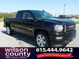 New 2018 GMC Sierra 1500 Double Cab Elevation Edition 4x4 Truck in ...