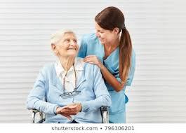 Geriatric Nursing Geriatric Nurse Images Stock Photos Vectors Shutterstock
