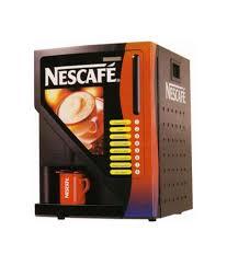 nescafe vending machines four option