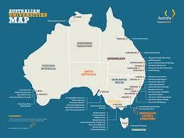 Universities List Australia Hyderabad Overseas Consultants
