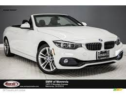 BMW Convertible bmw 4 series convertible white : 2018 Alpine White BMW 4 Series 430i Convertible #120194477 ...