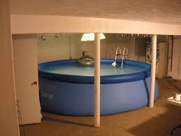 Swimming Pools in the Basement Basement Photo Friday feat