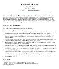 Customer Service Skills Summary Functional Resumes Resume Examples